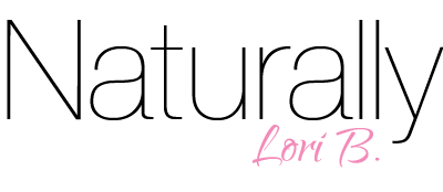 Naturally By Lori B.